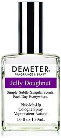 Demeter Fragrance - Jelly Doughnut - 1oz Cologne Spray