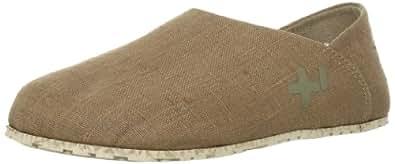 OTZ Shoes - Linen Slip-on 3702 - Beige - 35 EU (5 M US Women)