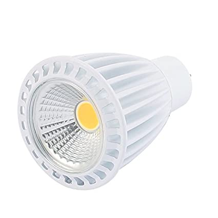 eDealMax AC85-265V 7W ultra brillante COB GU5.3 Lámpara Bombilla Downlight LED blanco puro - - Amazon.com