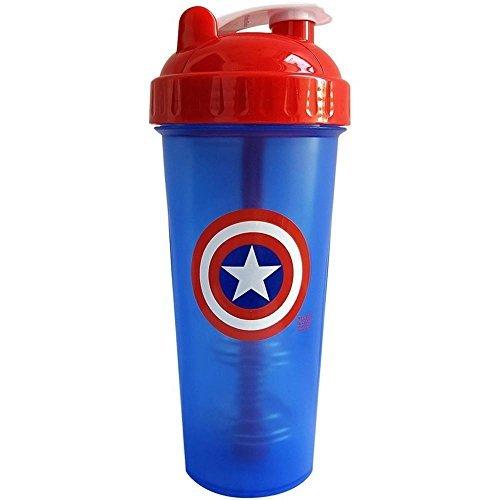 Price comparison product image PerfectShaker Hero Series Captain America Shaker Cup (800ml)