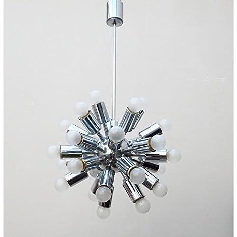 Mi Pasion Deco Lámpara Sputnik Techo: Amazon.es: Iluminación