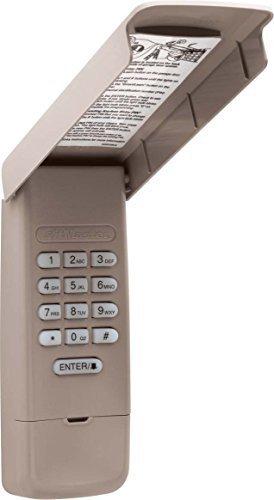(Liftmaster 877max Wireless Keyless Entry System)