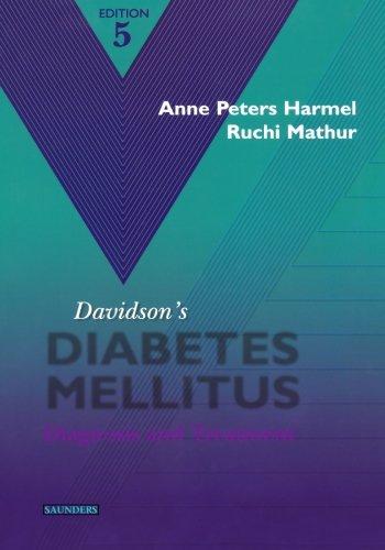 Davidson's Diabetes Mellitus, 5e