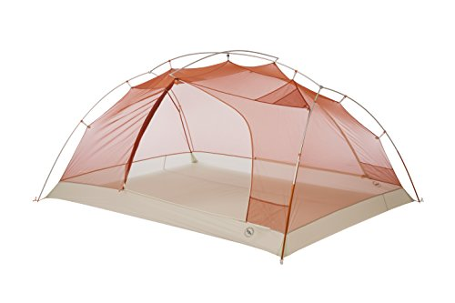 Big Agnes Copper Spur 3 Platinum Backpacking Tent, 3 ()