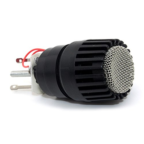 ZRAMO 1PC TC57SM Dynamic Clear Sound Uni-directional Microphone Capsule for Internally Mounted Accustic Instrament mic Weymic Shure Sm57 Drum Microphone DIY Microphone Cartridge Replacement for Inter