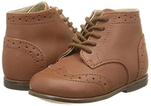 fd3b72f5ae77e Little Mary Lord, Chaussures Premiers Pas bébé garçon, Marron (Vachette  Cognac), 18 EU  Amazon.fr  Chaussures et Sacs