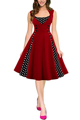 50s 60s rockabilly dresses - 9