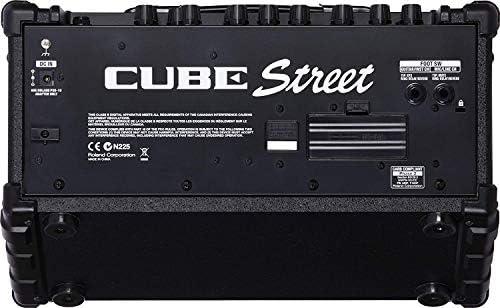 BOSS Cube street - Amplificador de guitarra: Amazon.es ...