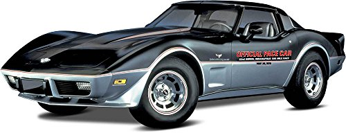 Revell '78 Corvette Indy 500 Pace Car Plastic Model Kit