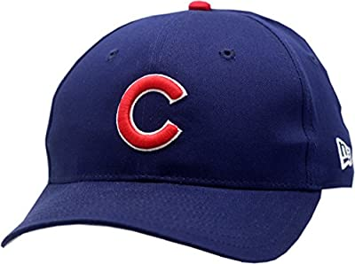 Chicago Cubs Youth Hat Snapback Replica Twill Home 11636