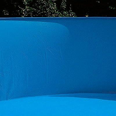 Liner Piscina de Acero 460x120 cm (Azul): Amazon.es: Jardín