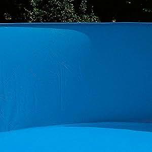 Bestway 56286ASS16 - Liner Piscina de Acero 500 x 360 x 120 cm - Espesor 40/100, con con gran resistencia. Color azul