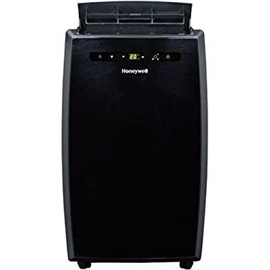 Honeywell MN10CESBB 10000 BTU Portable Air Conditioner with Remote Control, Black
