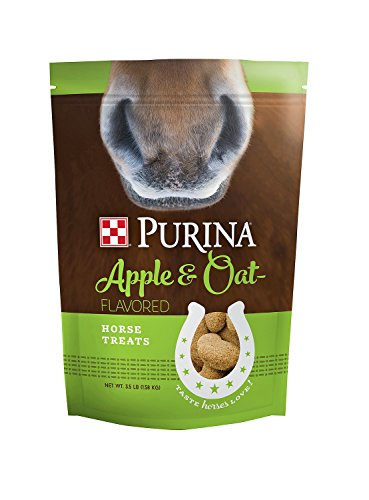 Purina Trea Apple and Oat Flavored Horse