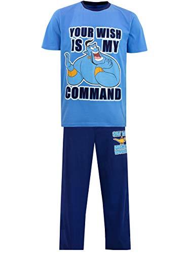 Disney Herren Aladdin Schlafanzuge