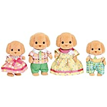 Calico Critters CC1735 Toy Poodle Family Toy