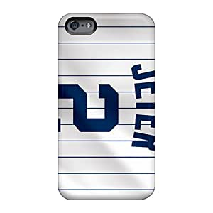 Shock Absorption Hard Phone Case For Apple Iphone 6s Plus With Custom Attractive New York Yankees Pictures WayneSnook