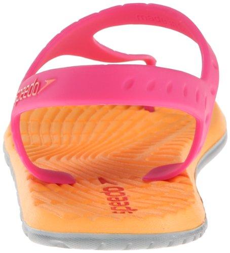 Speedo Orange Blazing Me Exsqueeze Z9 Sandal Sandal Zori Fuchsia Women's W7zOZW