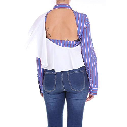 Fantasia Bluette 0wga038r18743026 Donna Off Camicia white qgwZPnxR8
