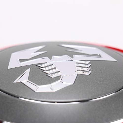 Fiat 51820507 Original Fiat 500 500c Abarth Wheel Centre Cap Auto