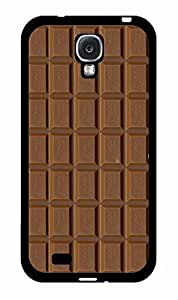 Delicious Chocolate Bar Plastic Phone Case Back Cover Samsung Galaxy S4 I9500