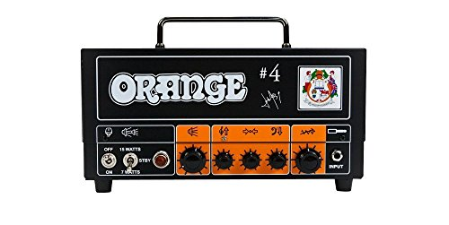 Orange Signature #4 Jim Root Terror Guitar Amplifier Head by Orange