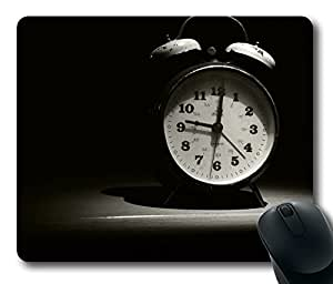 Design Old Clock 2 Mouse Pad Desktop Laptop Mousepads Comfortable Office Mouse Pad Mat Cute Gaming Mouse Pad by mcsharks