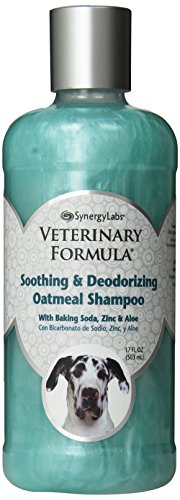 SynergyLabs Veterinary Formula Soothing Deodorizing