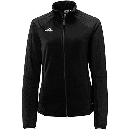 adidas Womens Tiro 17 Training Jacket Black/White M