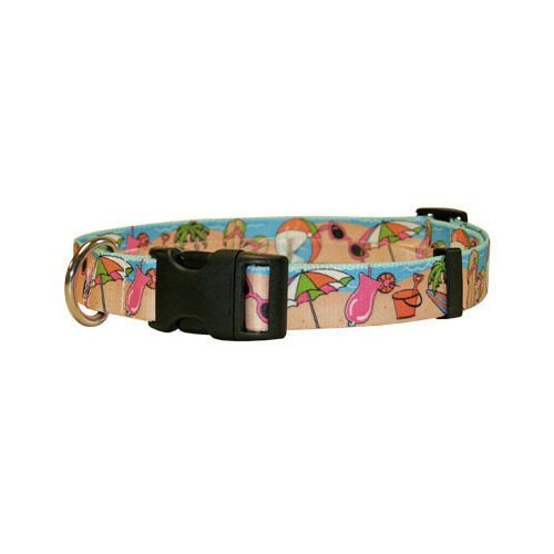 Picture of Beach Party Dog Collar - Size Large 18