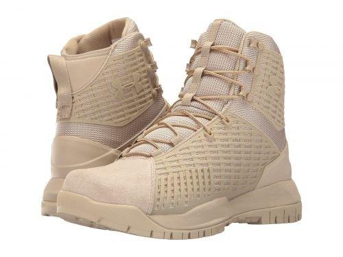 Under Armour(アンダーアーマー) メンズ 男性用 シューズ 靴 ブーツ 安全靴 ワーカーブーツ UA Stryker Desert Sand/Desert Sand/Desert Sand [並行輸入品] B07BKVL1WQ 9.5 D Medium
