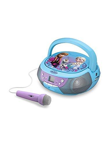 Frozen FR-430.EX CD Player Boombox Mic