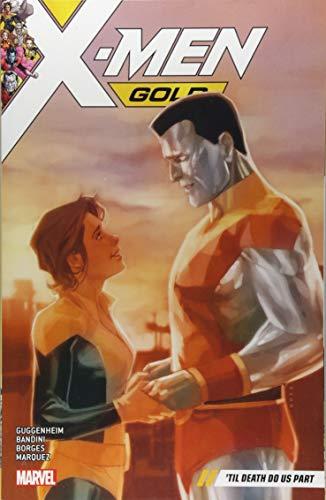 Best xmen gold vol 6 list