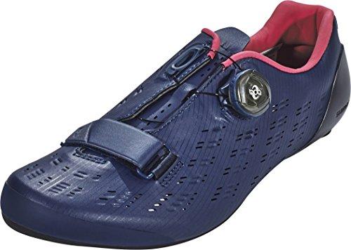 Shimano shrp9pc410sn00–Scarpe da ciclismo, 41, Blu, Uomo