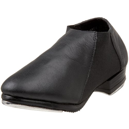 Leo's Little Kid 5068 Slip On,Black,Little Kid 3 M US by Leo's