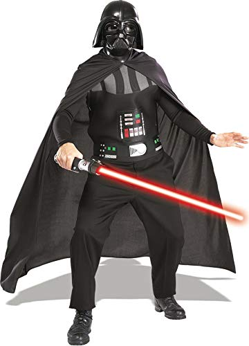 Rubie's Star Wars Darth Vader Adult Kit, Black, One Size]()