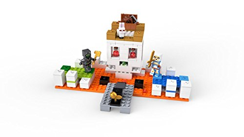 41HsTnU69nL - LEGO Minecraft The Skull Arena 21145 Building Kit (198 Piece)