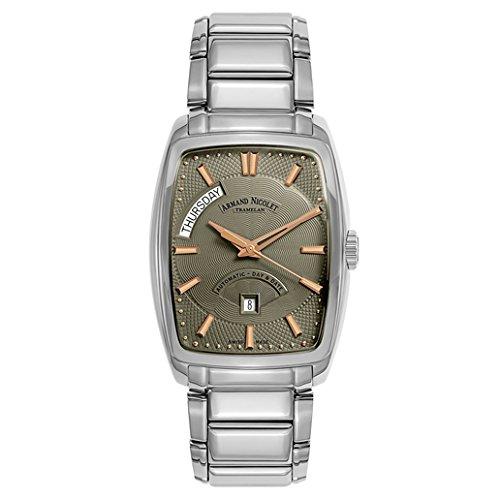 Armand Nicolet Men's Automatic Watch 9636A-GS-M9636