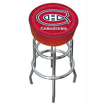 NHL Montreal Canadiens Padded Bar Stool  sc 1 st  Amazon.ca & NHL Montreal Canadiens Padded Bar Stool Barstools - Amazon Canada