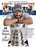 Sports Illustrated Magazine (June 18, 2018) 2018 NHL Champions: Washington Capitals Alex Ovechkin Cover