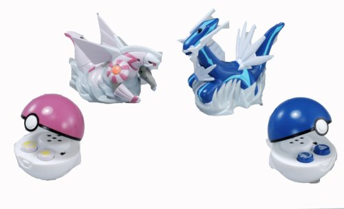(TOMY Pokemon Remote Butler DP Dialga-Palkia Set)