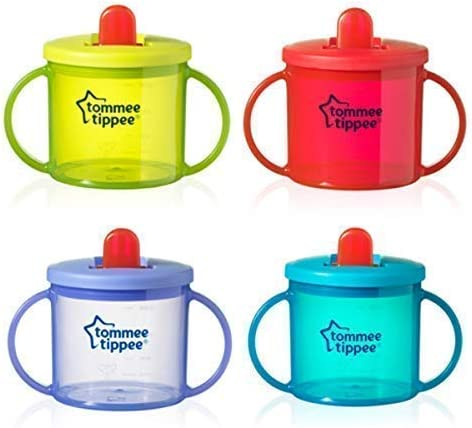 asssorted color TOMMEE TIPPEE ESSENTIALS 1ST CUP