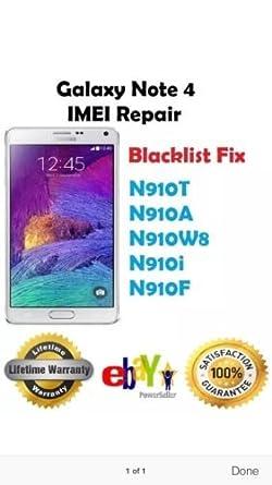 INSTANT REMOTE IMEI REPAIR CLEANING SERVICE GOOGLE LOCK SAMSUNG LOCK