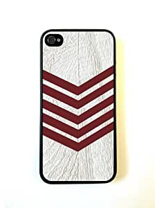 Oxblood Arrows iphone 5 Case - For iphone 5- Designer TPU Case Verizon AT&T S...