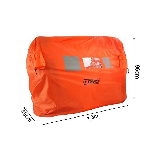 Lomo Emergency Shelter Bothy Bag 2