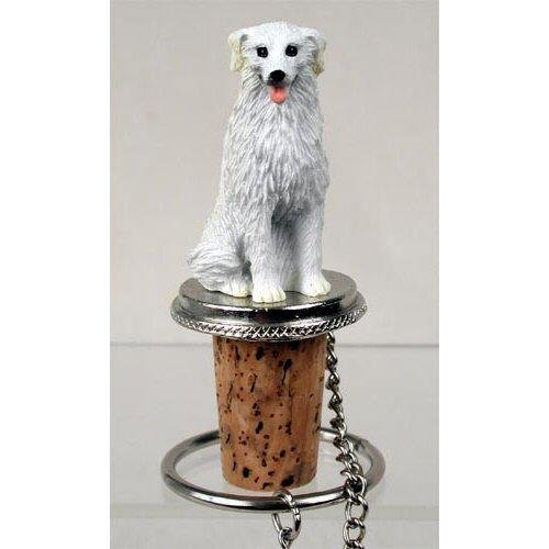 Kuvasz Dog Bottle Buddy (3 in)