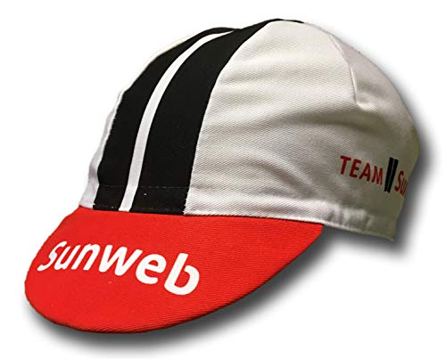 Craft Sunweb Cervelo Pro Team Cycling Cap - Red