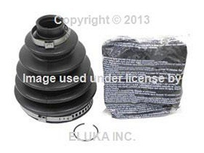 Amazon com: BMW Genuine Front Axle Repair Boot Kit for C V