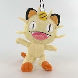Peluche Pokemon Meowth vol.5 11 cm