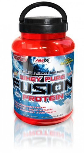 Amix Whey Pro Fusion 111 Vanilla Protein Supplement by Amix